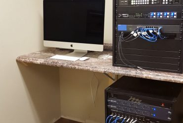 Roland XS-84H Matrix Switcher For New First Southern Baptist Church Building