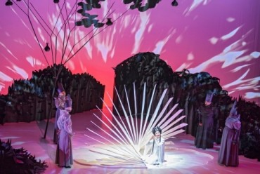 Point Source Audio Helps Dreamlike Chinese Opera Come to Life at Lincoln Center