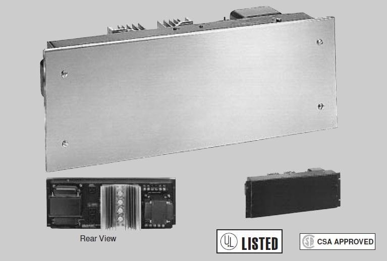 Rauland Communications DAX120 120-Watt Power Amplifier