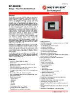 RP-2001 Datasheet