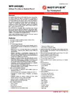 SFP-2402 Datasheet