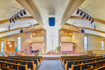 Bose Loudspeakers Give New Life To Taylor Chapel