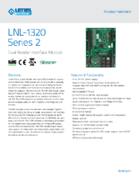 LI-2020 LNL-1320 Series 2 Data Sheet web