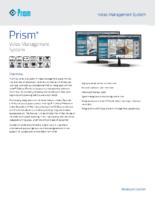 Prism Data Sheet