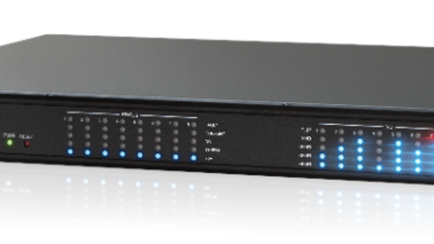 Crestron Shipping Avia Multichannel Amplifiers