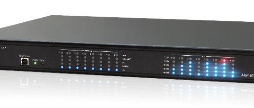 Crestron Shipping Avia Multichannel Amplifiers