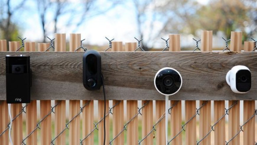 Protect your home with the best smart outdoor security cameras