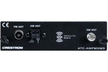 CRESTRON CONTROL SYSTEMS – ATC-AMFMXMD