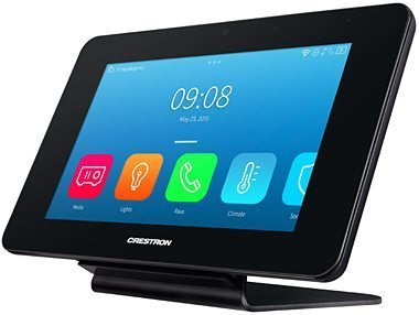 Crestron Debuts Tst 902 Touch Screen Controller Torrence