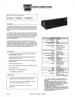 LS8800 Data Sheet Rev 012